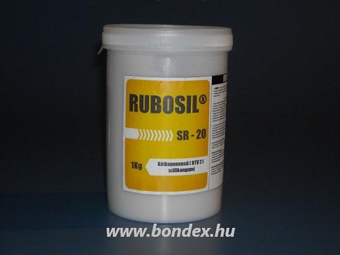 Folyékony szilikon Rubosil SR-20