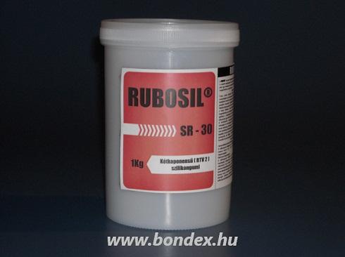 Önthető szilikon RUBOSIL SR-30 (kétkomponensű)
