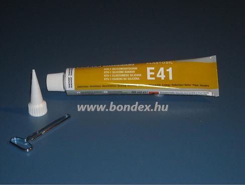 Wacker E-41 szilikon ragasztó 90 ml tubusos