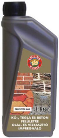 Kőfelülethez olajtaszító impregnáló 1 liter