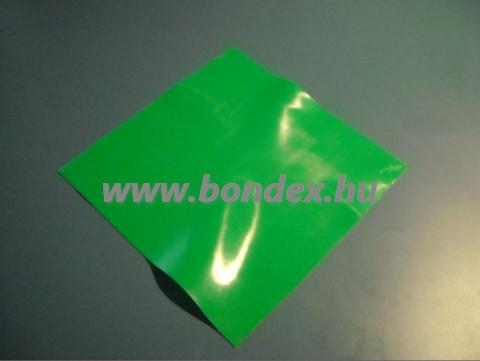 Zöld szilikon lap 315x315 mm
