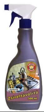 Zsíreltávolító tisztítószer szórófejjel 500 ml