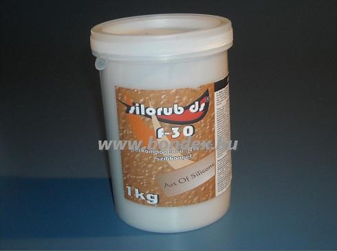Élelmiszeripari önthető szilikon 1 kg
