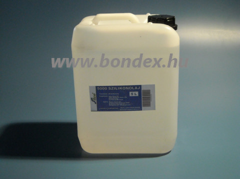 M-5000 szilikonolaj