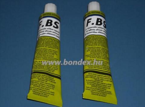 FBS szilikon ragasztó és tömítő